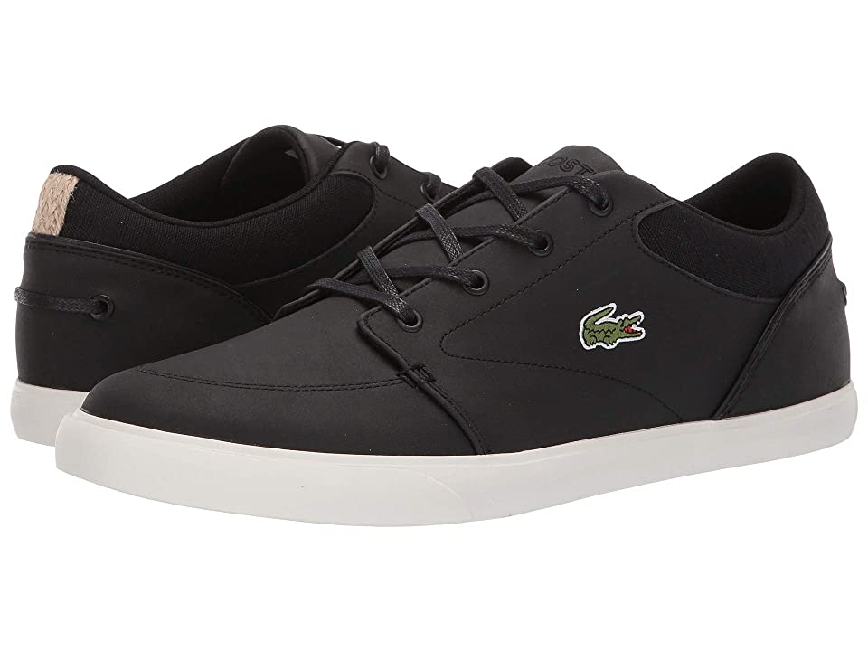 Lacoste Bayliss 119 1 (Black/Off-White) Men