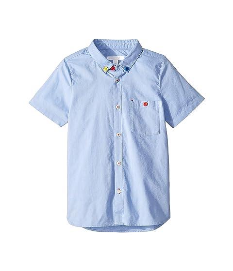 Burberry Kids Oxford Shirt (Little Kids/Big Kids)