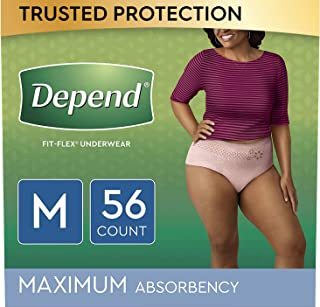 Best Depend Real Fit Incontinence Underwear For Men Reviews [2020]
