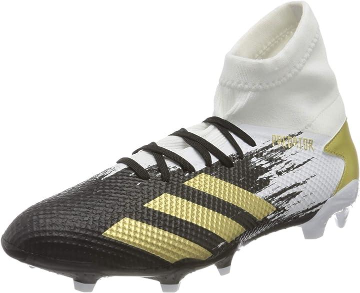 Scarpe da calcio uomo adidas predator 20.3 fg FW9196