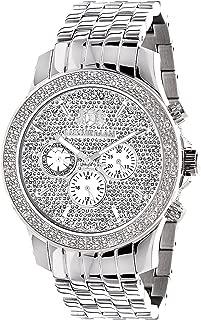 Mens Real Diamond Watch 0.25ct