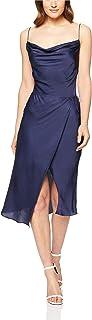 Winona Women's Zetian Cowl Neck 3/4 Dress