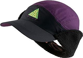 ea84b31074b43 Nike U NSW Tailwind Cap ACG Sherpa – Casquette Unisexe Adulte Multicolore ( Black Night