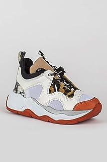 Tommy Life Turuncu Kadın Sneaker