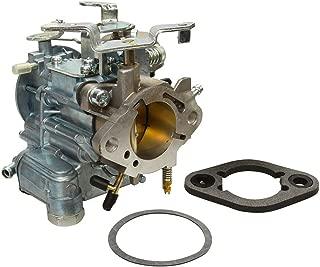 yjracing 1-Barrel Carburetor W/Choke Thermostat Rochester Fit for Chevrolet & GMC V6 4.1L 4.8L