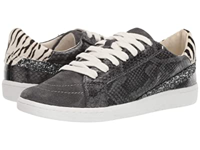 Dolce Vita Nino (Charcoal Snake Print Leather) Women