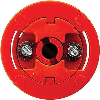 GripIt 162-258 Fijaciones para pladur Red 18mm para paredes de entramado-carga m&aacutexima 74 kg (paquete de 8), 8 Pack
