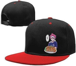XUXUEYING Food Wars Shokugeki No Soma Yukihira Soma Baseball Cap Unisex Snapback Hat Outdoor Bike Sun Cap