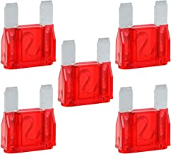 5 Pcs 50 Amp Large Blade Style Maxi Fuse for Car RV Boat Auto