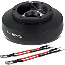 NRG SRK-173H For Dodge Charger/Benz CLK/L/G/E Class Steering Wheel 74mm 6-Hole Hub Adapter Kit