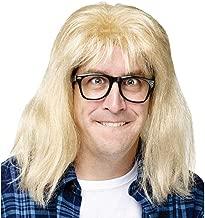 Fun World SNL Garth Algar Wig
