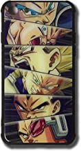 Dragon Ball Z Vegeta Blue Glass iPhone Case for iPhone X