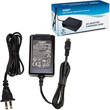 AC Wall Battery Power Charger Adapter Compatible Sony DCR-DVD803E Handycam Taelectric