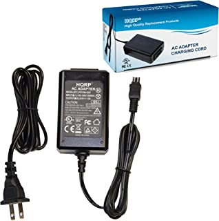HQRP 8.4V Charger Compatible with Sony Handy-Cam DCR-SR68 DCR-SR88 DCR-SX43 DCR-SX44 HDR-TD10 HDR-HC3E HDR-HC5E HDR-HC7E HDR-HC9E HDR-SR10E AC-L200 L200C L200D AC-L25 AC-L25A L20 L20A Camcorder