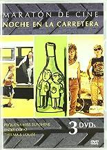 Pack Maraton De Cine; Noche En La Carretera: Pequeña Miss Sunshine + Entre Copas + Thelma Y Louise [DVD]