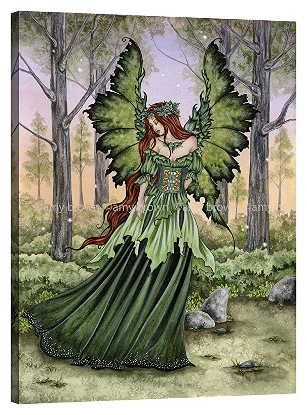 Amy Brown - Lady of The Forest - Fantasy Art - Fairy - Canvas Wall Art - See Size Options