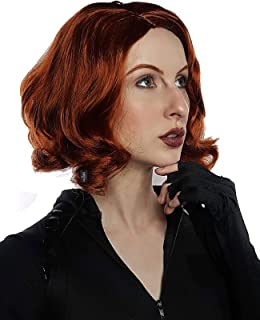 scully wig costume