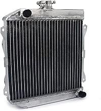 TARAZON ATV UTV Radiator for HONDA Foreman Rubicon 500 2014-2019/ Rancher 420 2014-2019 Engine Water Cooling Aluminum Core and Tank