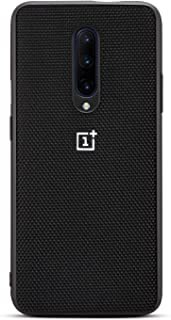 For OnePlus 7 Pro nylon pattern slim mobile phone case
