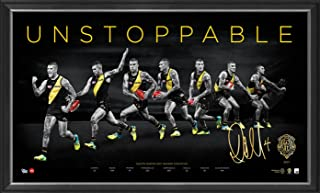 Sport Entertainment Products Dustin Martin Brownlow 'Unstoppable'