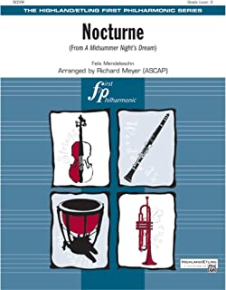 Nocturne (from <i>A Midsummer Night's Dream</i>)