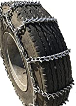 TireChain.com 305/70R22.5, 305/70 22.5 Studded Cam Tire Chains