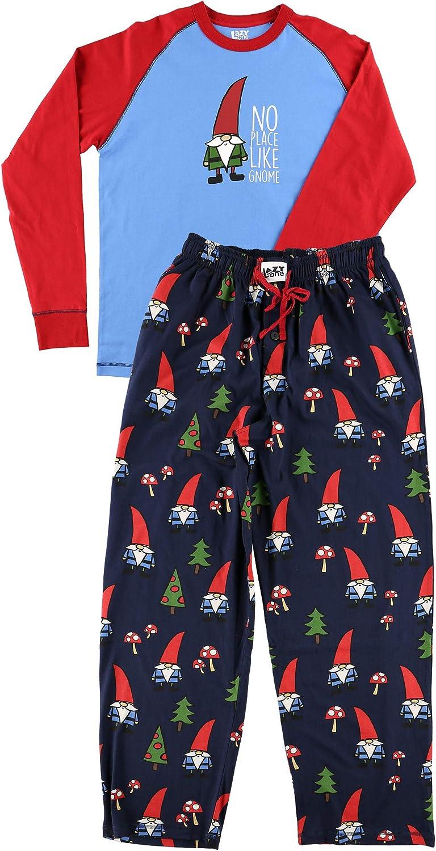 Max 58% OFF Men's Pajama Set Portland Mall by LazyOne Guys Christmas Holiday Animal PJ's