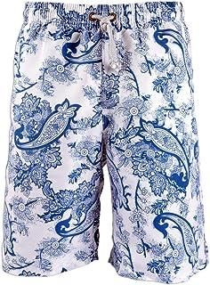 Prefer To Life Men`s Board Shorts, Quick Dry Swimwear Beach Holiday Party Bermuda Swim Big Pants