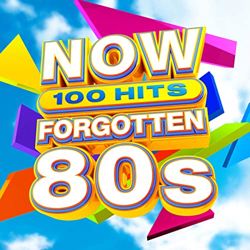 NOW 100 Hits Forgotten 80s By Various Artists On Amazon