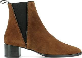 GIUSEPPE ZANOTTI DESIGN Luxury Fashion Womens I970041005 Brown Ankle Boots | Fall Winter 19