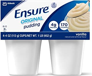 Ensure Pudding 4 Oz
