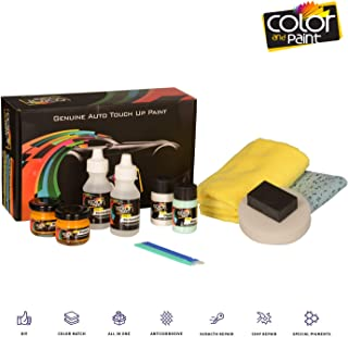 Audi A3 / Schwarz MATT - L3FZ / Color and Paint Touch UP Paint System for Paint Chips and Scratches/PRO Care