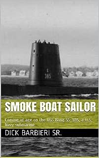 Smoke Boat Sailor