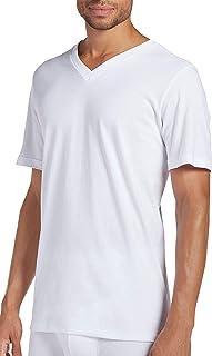 3-pk. Classics V-Neck T-Shirts + Bonus Tee, White
