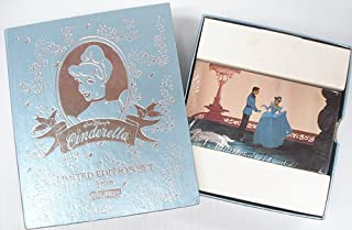 Walt Disney's Cinderella Limited Edition Trading Card Set