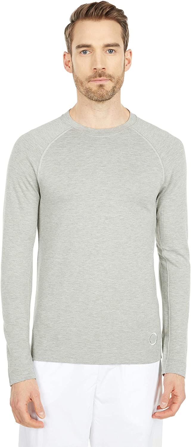 adidas Wings Sale price Attention brand + Horns Men's Long BR0159 Sleeve Grey Tee