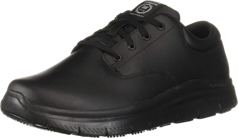 Skechers Men's Flex Advantage SR Fourche Food Service shoes