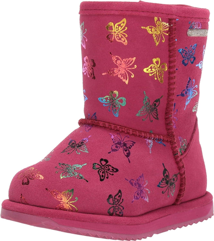 EMU Australia Flutter Brumby shopping Boots Wool Kids Waterproof Great interest