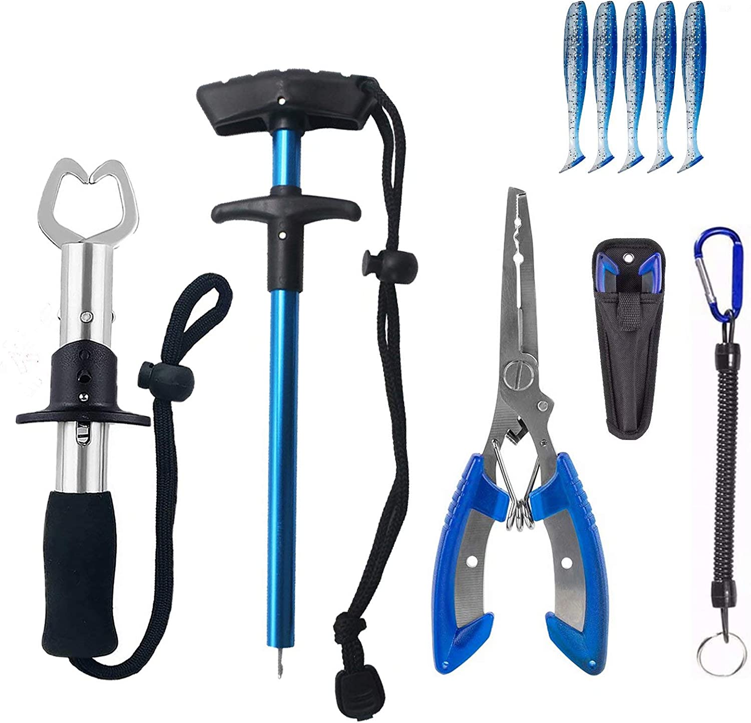 Our shop most popular Over item handling Wowfeel Fish Hook Remover Pieces Separat 3 Squeeze-Out