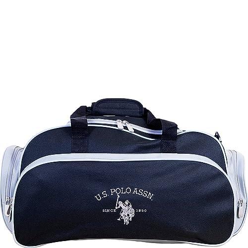 e6e817c5a43 U.S. Polo Assn. U.s. Polo Assn. Nylon Duffel Bag, U-shape Opening