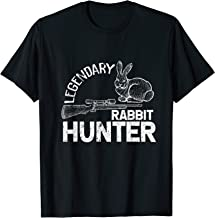 Proud Legendary Rabbit Hunter Shirts Hunting T-Shirt Gifts