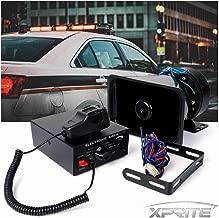 emergency vehicle siren kit