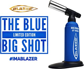 Blazer Limited Edition Blue Big Shot Torch GT8000