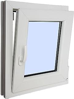 Ventana PVC Practicable Oscilobatiente Derecha 500 ancho x
