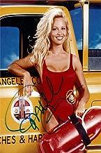 Pamela Anderson Autograph Replica Super Print - Baywatch - Portrait - Unframed