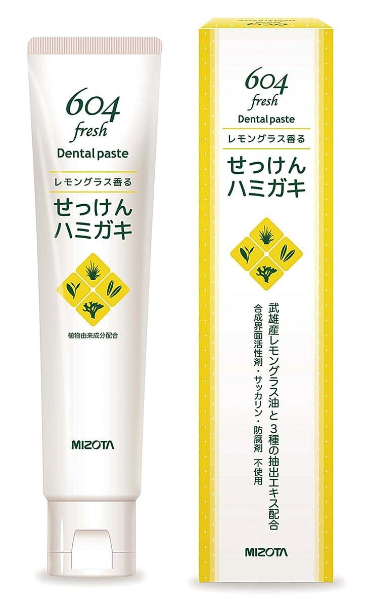 プライム改善する近代化するミゾタ604石鹸ハミガキ