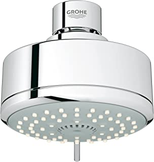 New Tempesta Cosmopolitan 100 4-Spray Fixed Showerhead