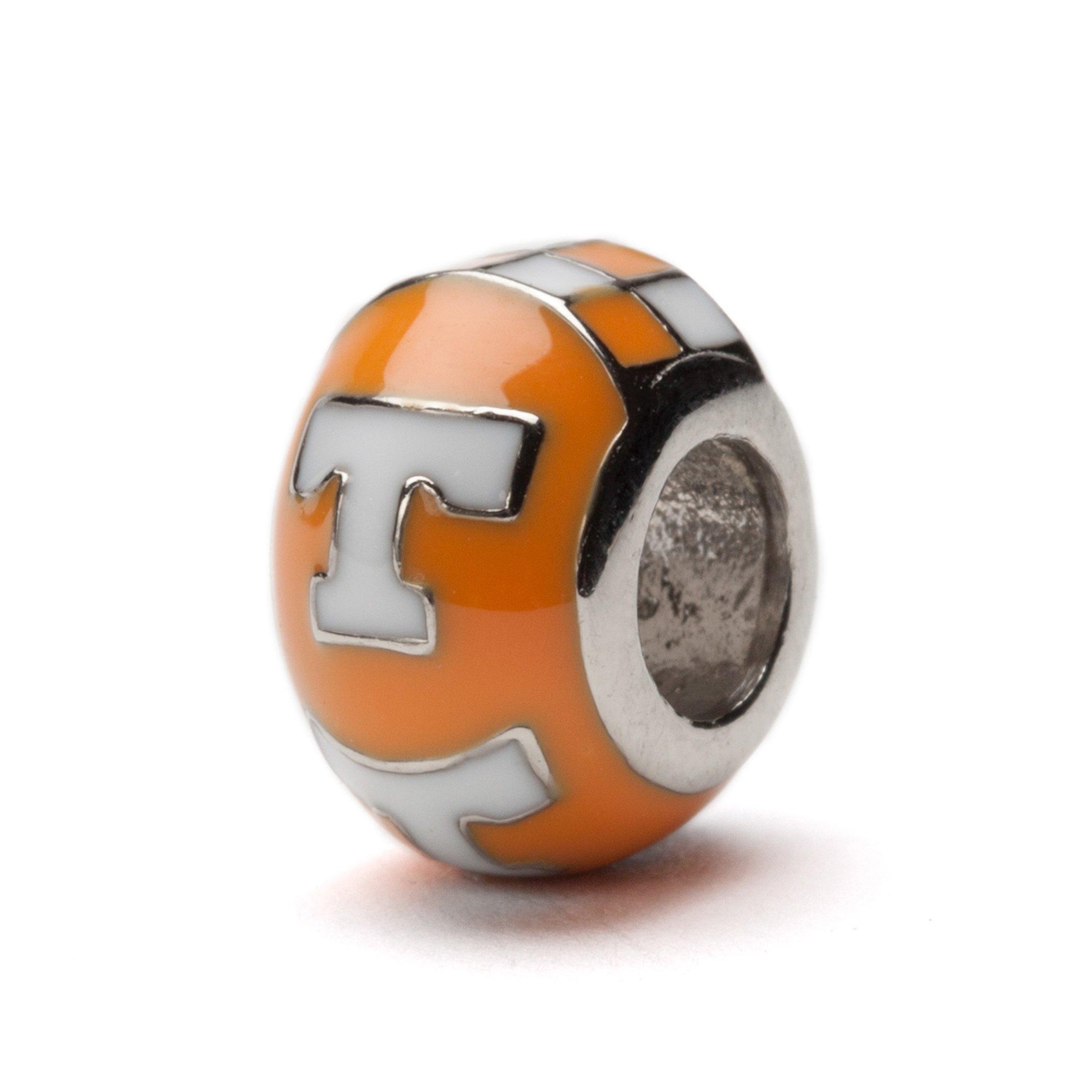 テネシー大学ビーズジュエリー√テネシーオレンジと白