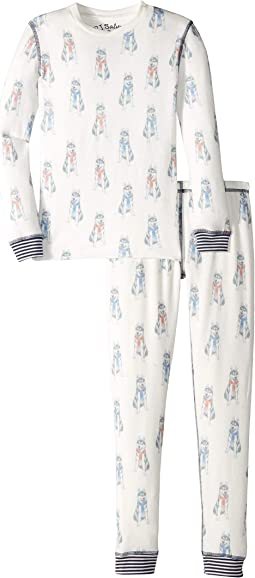Huskies Two-Piece Jammies Set (Toddler/Little Kids/Big Kids)