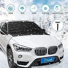 Parabrisas Helada Protector para VW CADDY VENTANA PANTALLA Nieve Hielo.